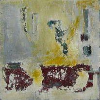 Zweifel, Hoffnung, Auferstehung, Malerei