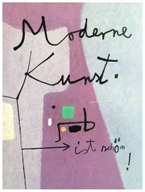 Modern art, Yesart, Yes, Moderne kunst