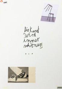 Yesart, Schön, Yes, Mischtechnik