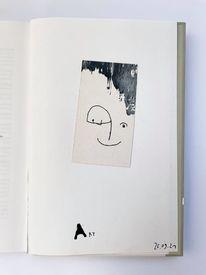 Art löchle, Skizzenbuch, Zeichnungen