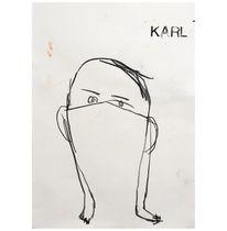 Zeichnung, Portrait, Zeichnungen,