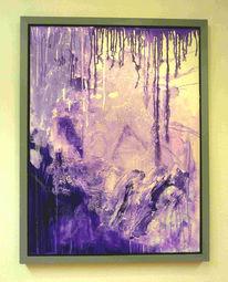 Expressionismus, Acrylmalerei, Malerei, Abstrakt