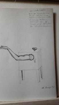 Abstrakt, Menschen, Modern art, Zeichnungen