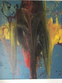 Farben, Modern art, Abstrakt, Malerei