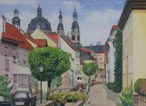 Fulda, Dom, An der tränke, Gasse