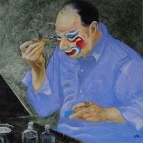 Schauspieler, Mann, Portrait, China