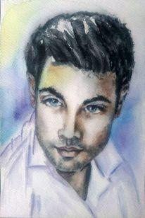 Ausdruck, Griechenland, Model, Portrait