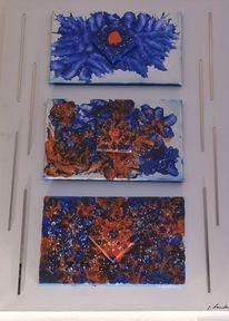 Spiegelscherben, Design, Kunsthandwerk, Entstehung