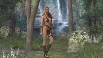 Venus, Wasserfall, Frau, See
