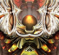 Abstrakt, Farben, Modern, Digitale kunst