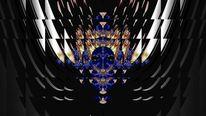 Universum, Abstrakt, Himmel, Digitale kunst
