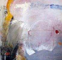 Malerei, Groß, Farblos, Ölmalerei