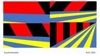 Unendlichkeit, Streifen, Geometrie, Digitale kunst
