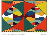 Mathematik, Symmetrie, Konkrete kunst, Digitale kunst