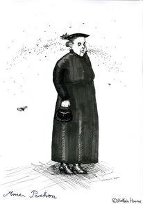 Friedrich glauser, Pochon, Wachtmeister studer, Zeichnungen