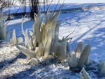 Wasser, Winter, Eisformation, Fotografie
