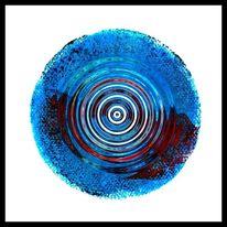 Abstrakt, Modern art, Popart, Mischtechnik