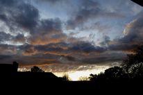 Licht, Himmel, Wolken, Sonnenuntergang