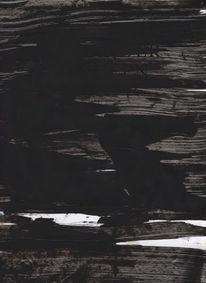 Zeichnung, Rot, Modern, Acrylmalerei