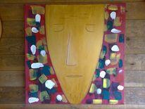 Abstrakte malerei, Menschen, Fantasie, Malerei