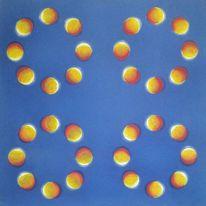 Kreis, Drehen, Kugel, Optische täuschung