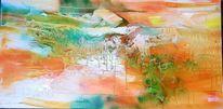 Abstrakt, Eden, Finden, Malerei