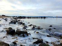 Ostsee, Heimat, Winter, Pinnwand