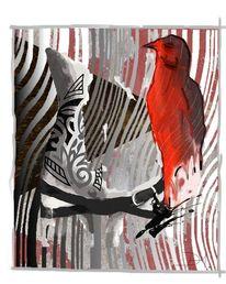 Grafik, Körper, Vogel, Digitale kunst