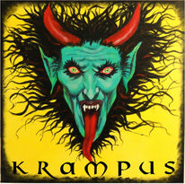 Teufel, Nikolausbrauch, Tradition, Krampus