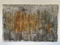 Malerei, Rost, Farben, Malerei acrylmalerei
