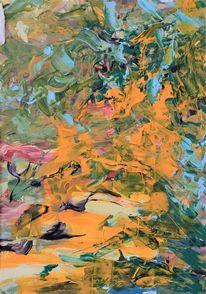 Ursprung, Emotion, Landschaft, Malerei