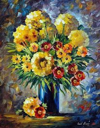 Ölmalerei, Oilpaintingoncanvas, Leonidafremov, Oiloncanvas