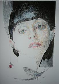 Käfer, Fliege, Portrait, Insekten