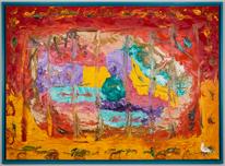 Abstrakte kunst, Ölfarben, Kunstwerk, Malerei