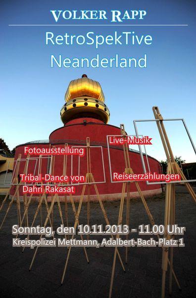 Vernissage, Polizei, Ausstellung, Volker rapp, Fotografie, Tanz