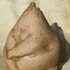 Figur, Sitzen, Gartenkeramik, Keramik
