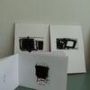 Weiß, Miniatur, Schwarz, Malerei