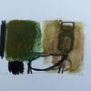 Grün, Schwarz weiß, Oliv, Ocker