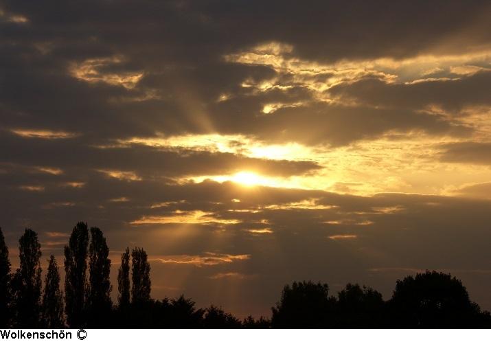 Landschaft, Licht, Wolkenschön, Wolken, Fotografie, Sonne