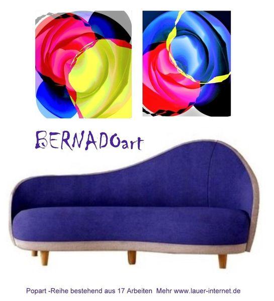 Digitale kunst, Elemente, Chaos, Bunt, Popart, Farben