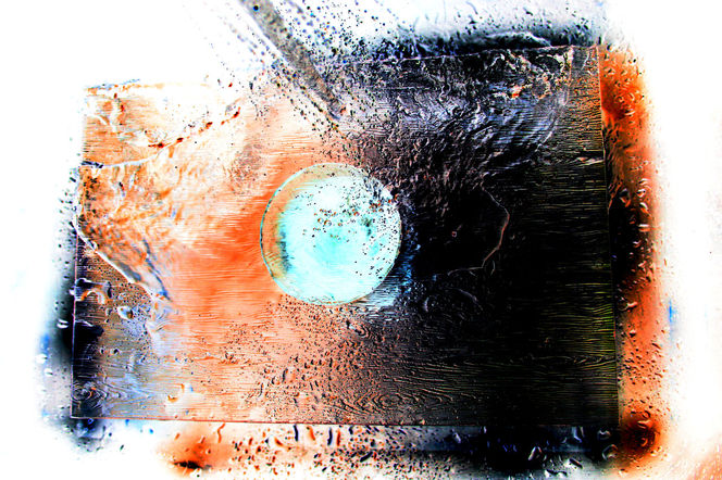 Becken, Wasser, Licht, Tropfen, Strahl, Glas