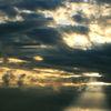 Himmel, Strahlen, Fantasie, Licht