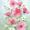 Blumen, Sommer, Filigran, Schmuckkörbchen