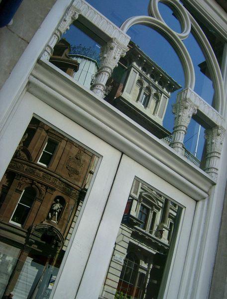 Blau, London, Architektur, Fotografie