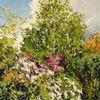 Park, Marzahn, Blumen, Frühling