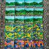 Abstrakt, Postkarten, Landschaft, Malerei
