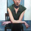 Modell, Realismus, Teenager, Malerei