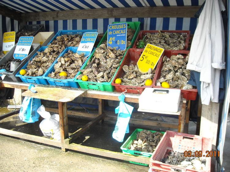 Muschel, Strand, Netz, Susannegottschalk, Markt, Fisch