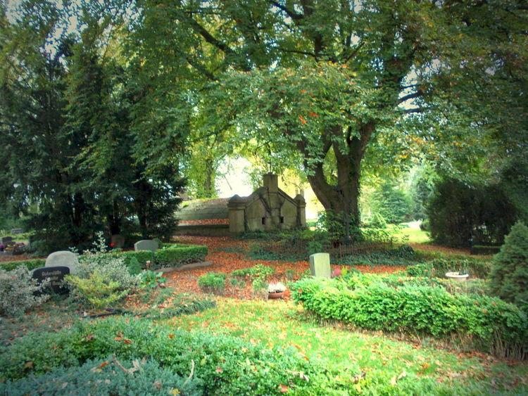 Friedhof, Sterben, Kapelle, Susannegottschalk, Leben, Lübow