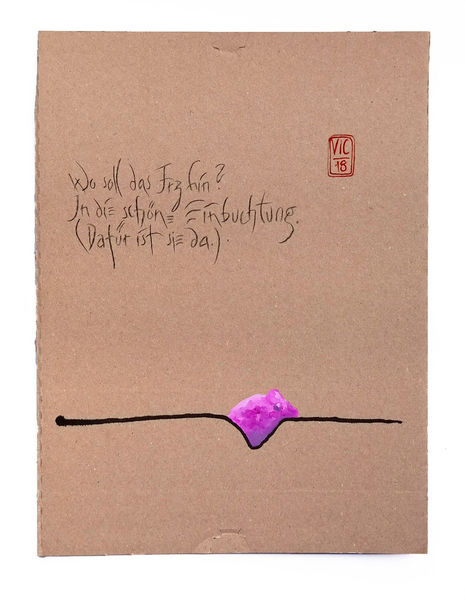 Haiku, Beachtung, Einbuchten, Zeichnungen,